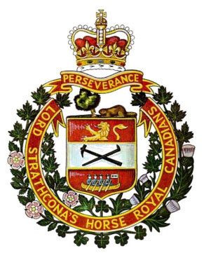 Lord Strathconas's Horse Royal Canadian Website